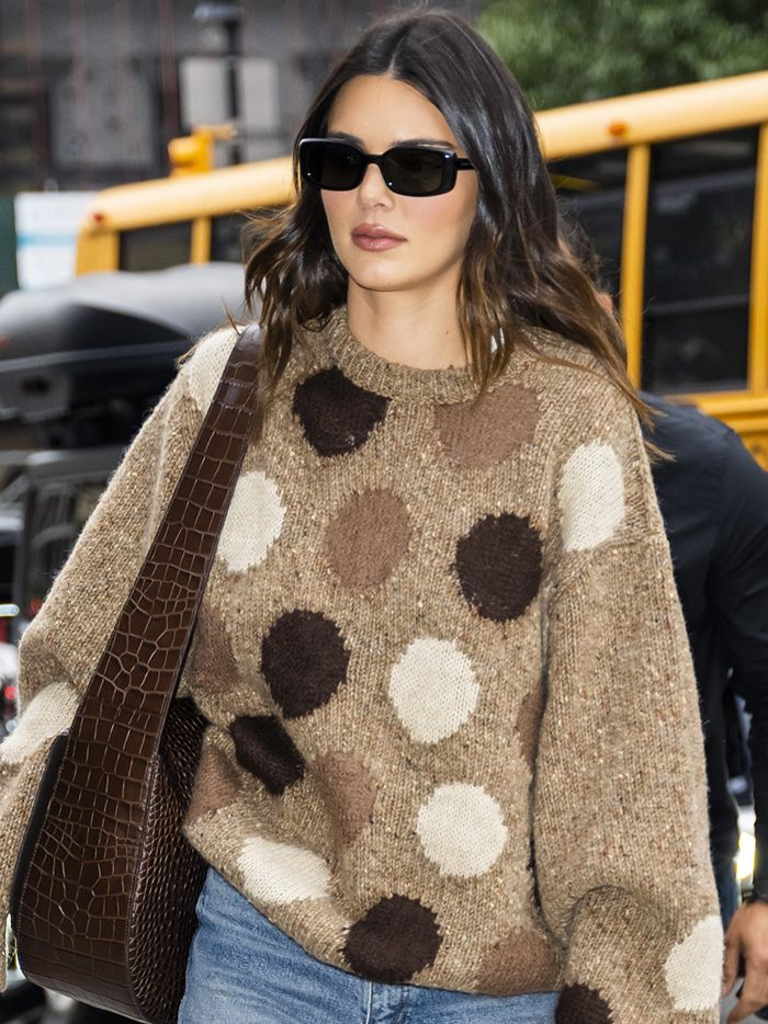 18 Extremely Cool Sweaters That Are as Much of a Vibe as Kendall Jenner's