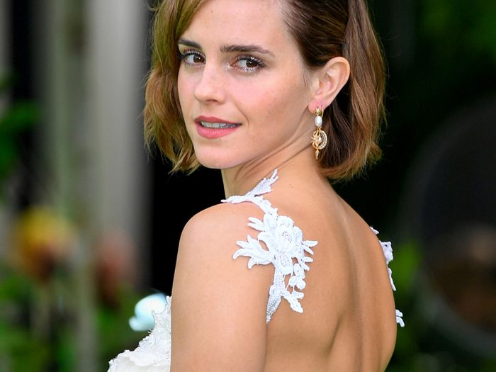 Emma Watson Just Wore Our Favourite High Street Jewellery Brand