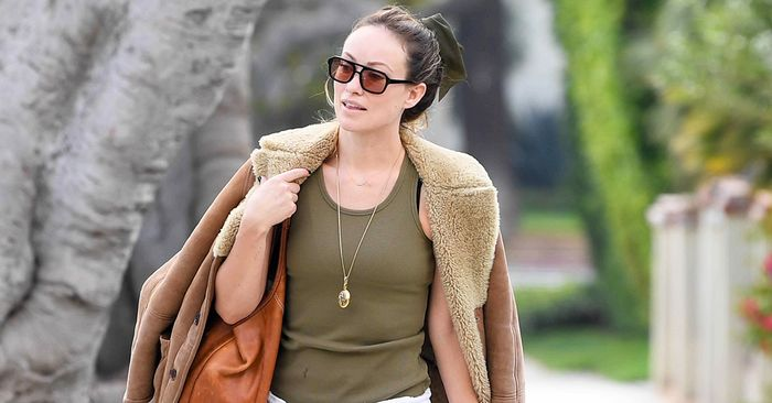 Olivia Wilde Just Wore the New It Sneakers, So Prepare For Them to Sell Out