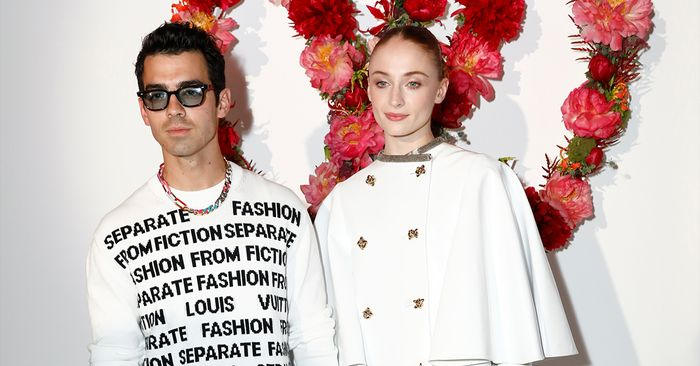 Sophie Turner Wore the Two-Piece Trend We're Betting Big on This Winter
