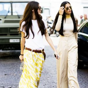 Fresh Inspiration for Styling Printed Pants