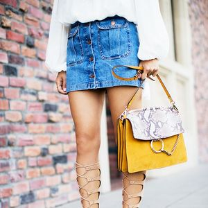 Cool-Girl Outfits for Gladiator Sandals