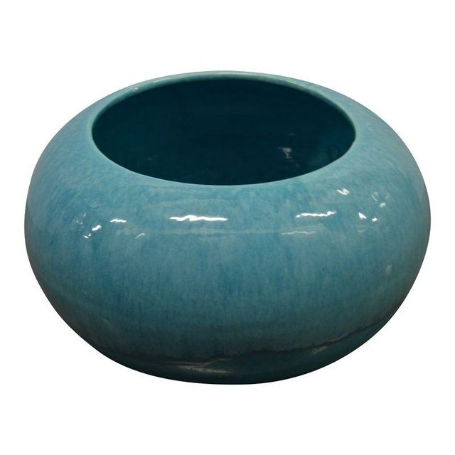 Chairish Blue Ceramic Bowl