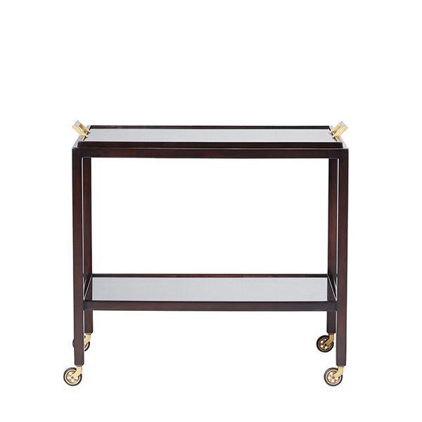 Parisian Bar Cart - White