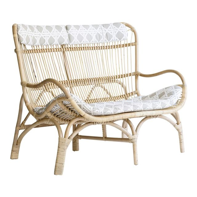 The Family Love Tree Rattan Couch