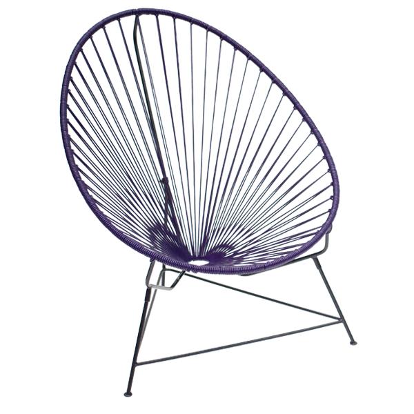Curious Grace Acapulco Chair