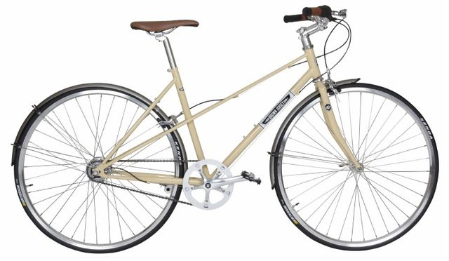 Brown Jersey Bicycle