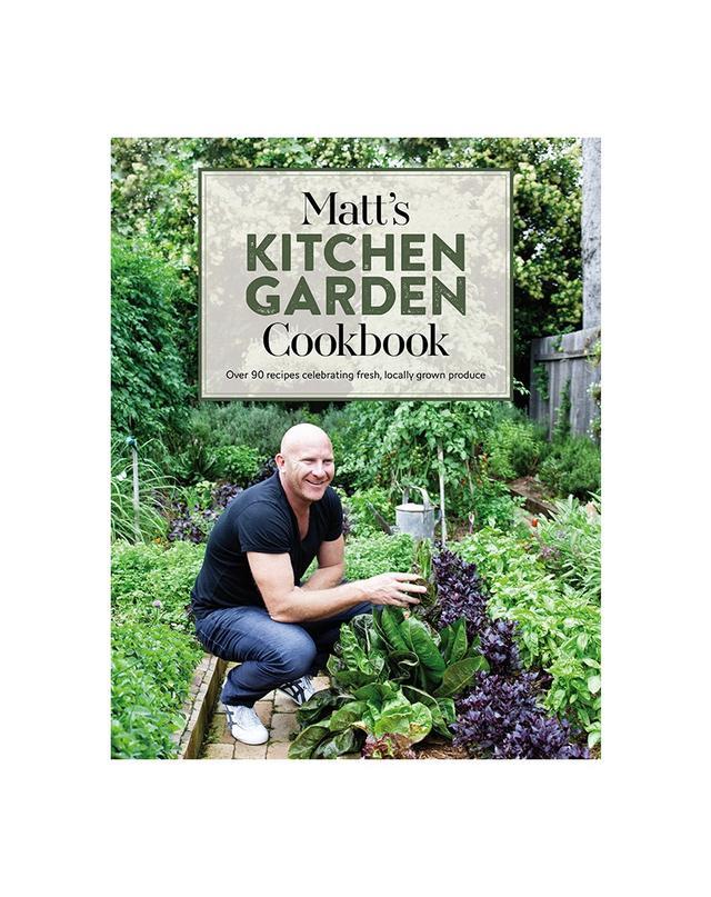 Matt Moran Matt's Kitchen Garden