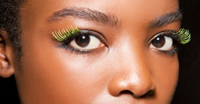 Your Guide to Applying False Eyelashes Like a Pro | Byrdie