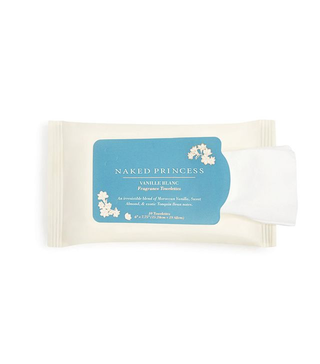 Naked Princess Fragrance Towelettes