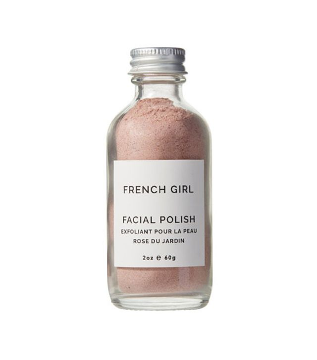 French Girl Organics Facial Polish Rose du Jardin