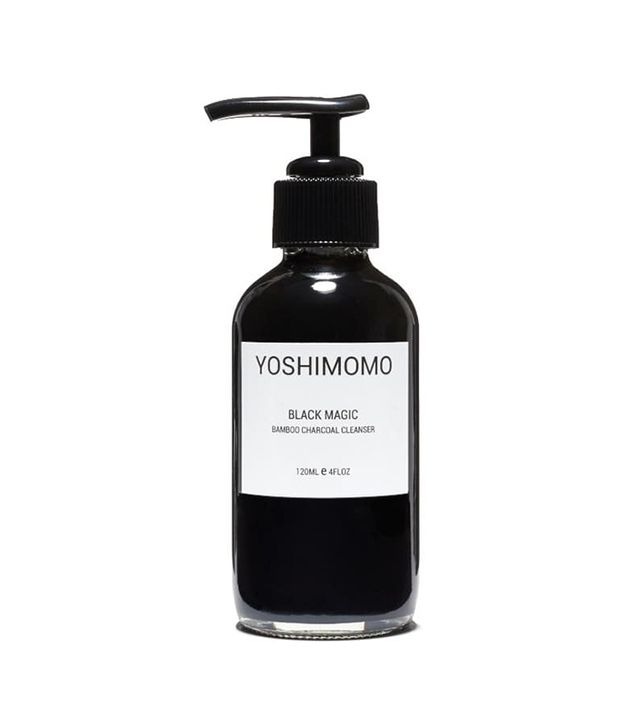 Yoshimomo Black Magic Bamboo Charcoal Cleanser