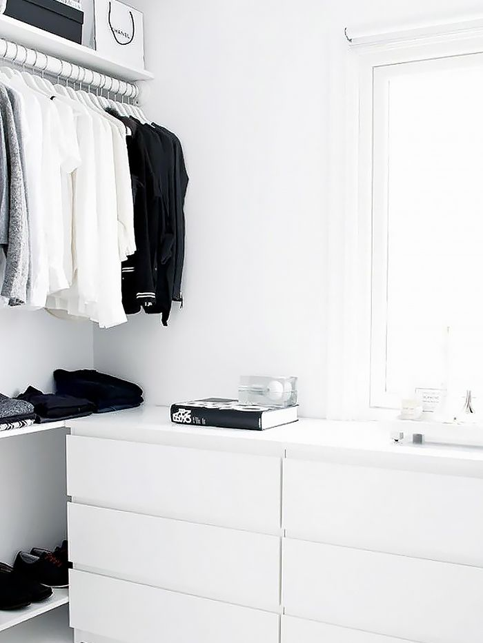 How To Organize Your Closet Who What Wear