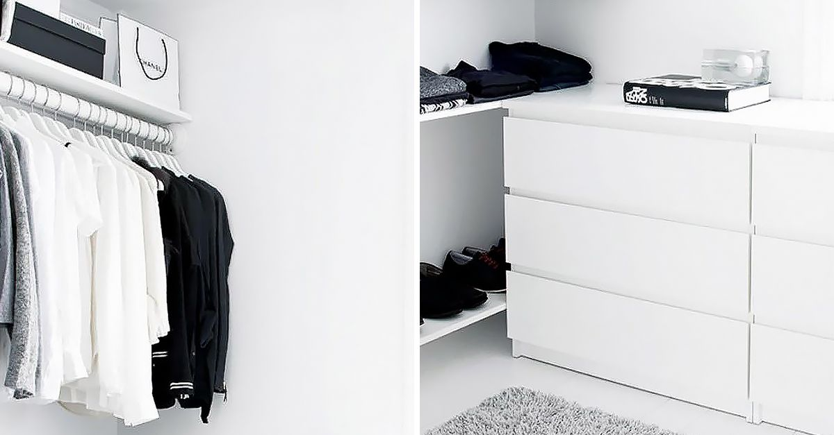 How To Organize Your Closet how to organize your closet | whowhatwear