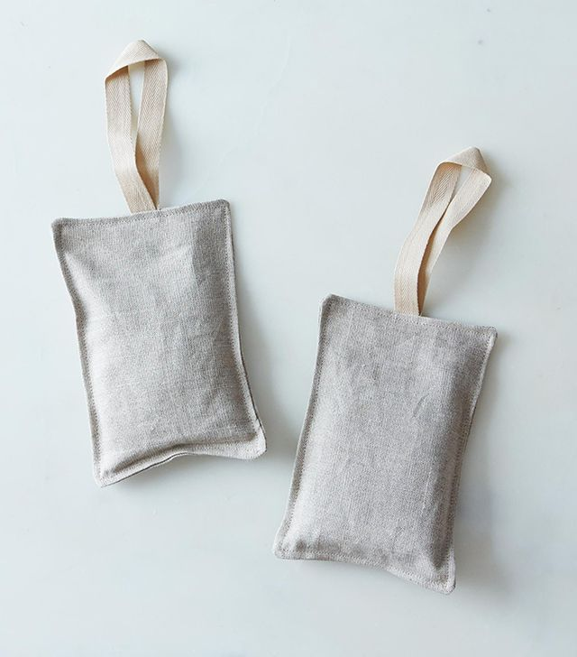 Dot and Army Organic Lavender Linen Satchets