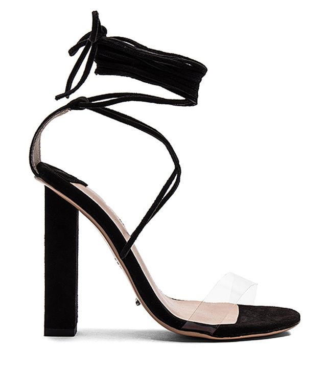 Kendall Heel in Black. - size 7.5 (also in 5,8,8.5,9.5)