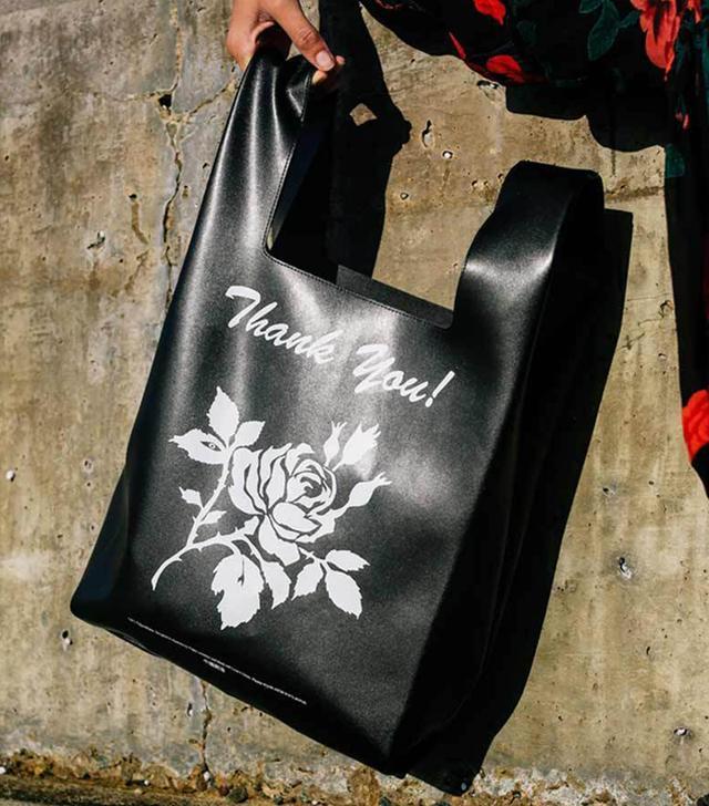 Poppy Lissiman Thank You Shopper Bag