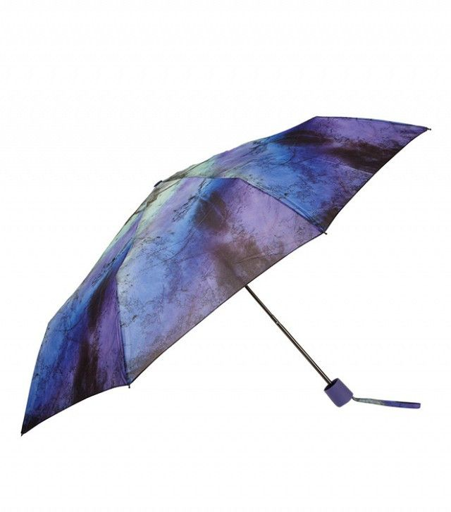 Weston Fluorite Printed Umbrella