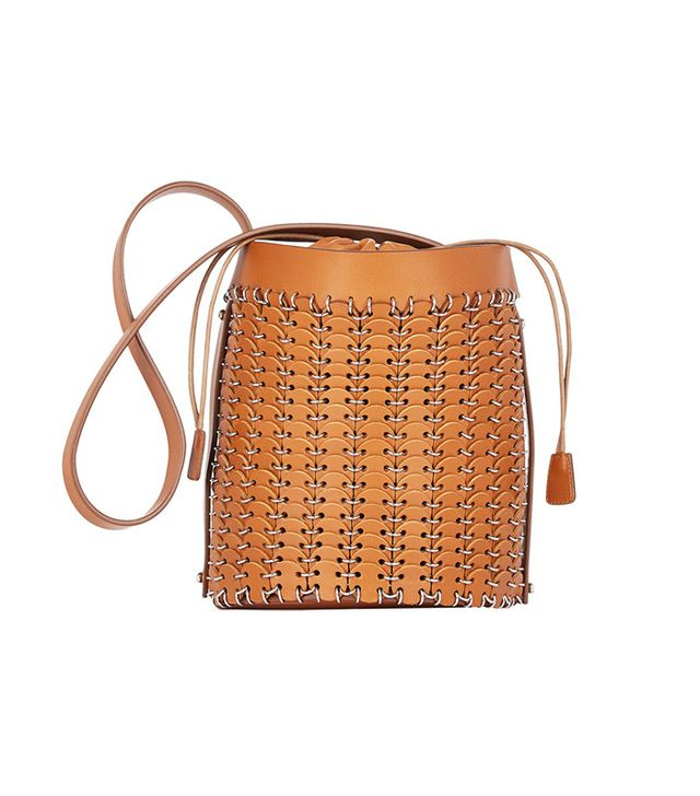 Paco Rabanne 14#01 Chain Mail Bucket Bag
