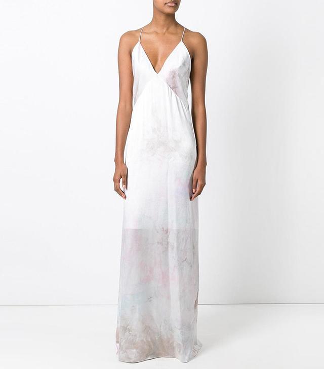 Galvan Tie-Dye Dress