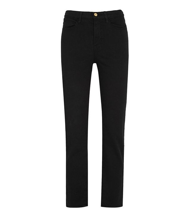 Frame Le High Straight Leg Jeans