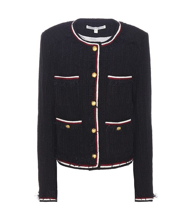 Veronica Beard Eclipse Tweed Jacket