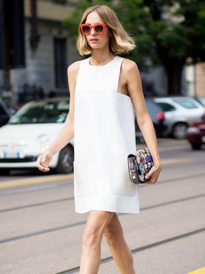 Shift dress style