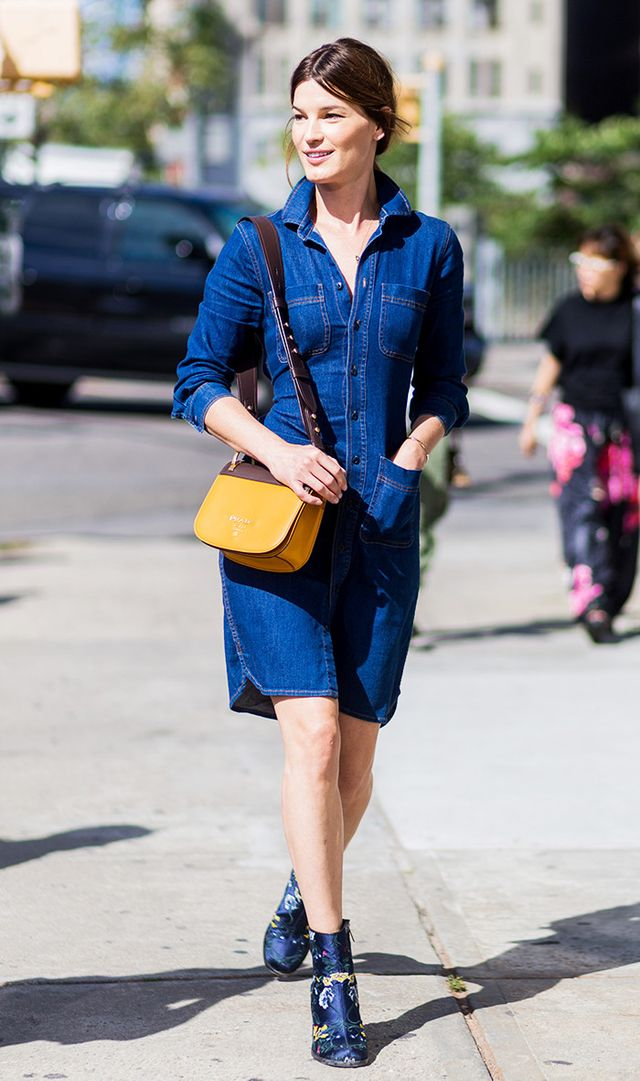 denim-dresses-button-down