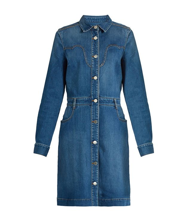 Stella McCartney Western Denim Dress