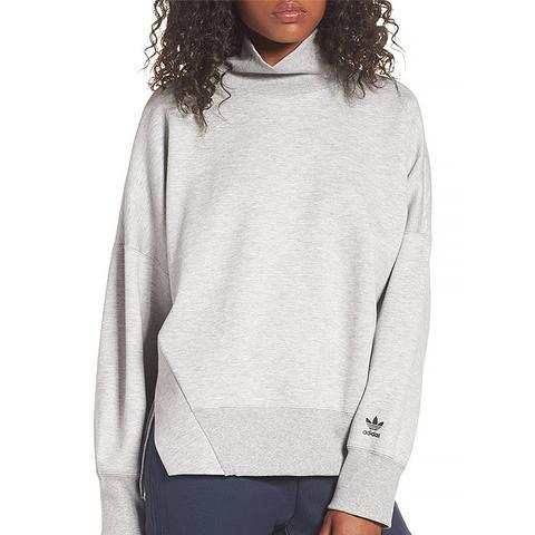 Women's Adidas Originals Funnel Neck Sweatshirt