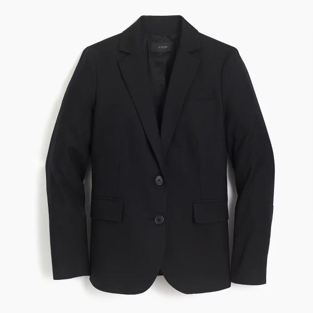 J.Crew Tailored Blazer