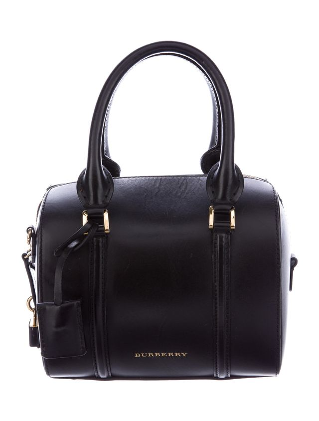 Burberry Small Alchester Derby Duffle Bag