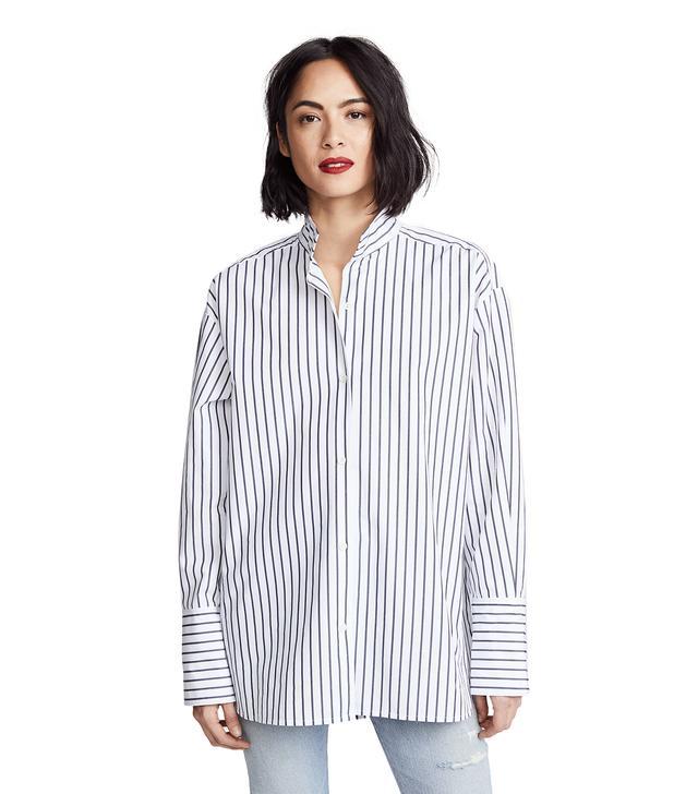 Clean Collared Shirt