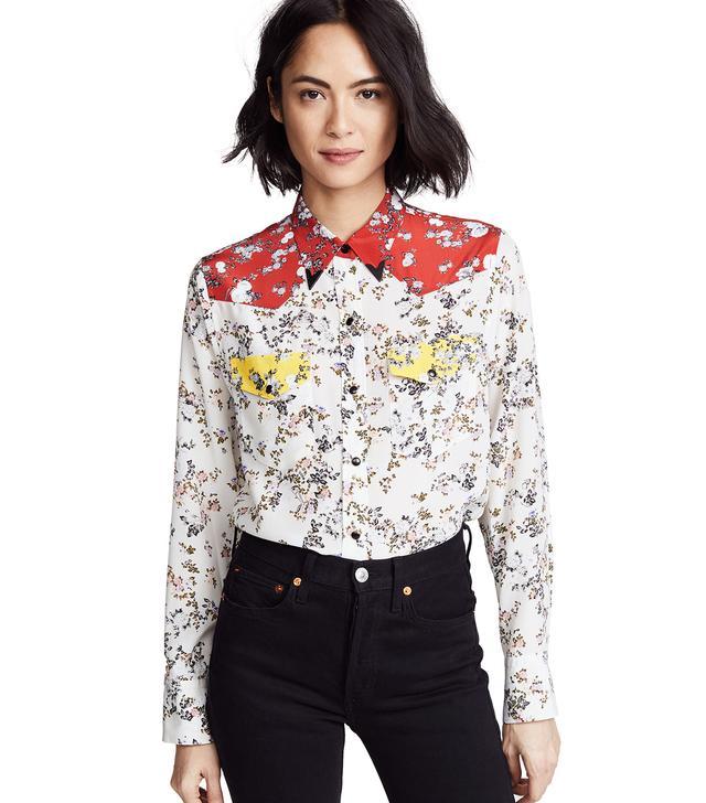 Floral Jasper Shirt