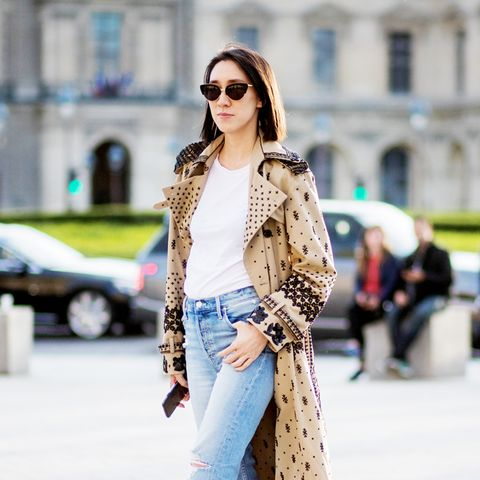11 Fresh Ways to Wear Your Favorite Trench Coat Now