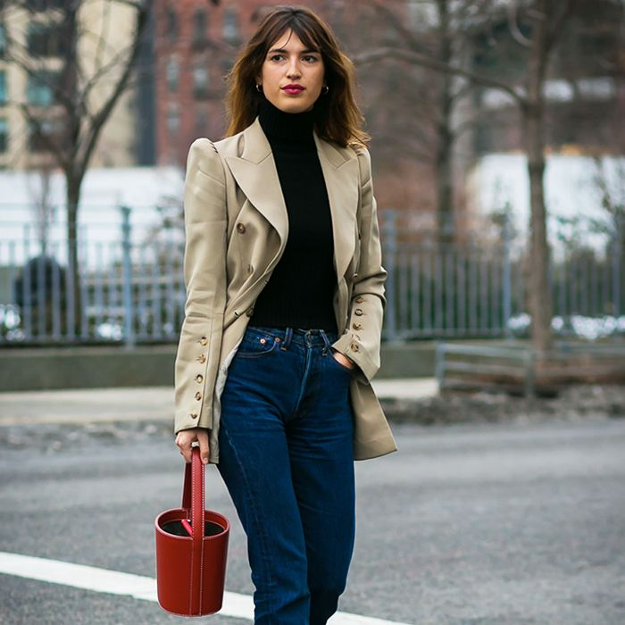 Take Cues From French Girl Style For Your Winter Fashion