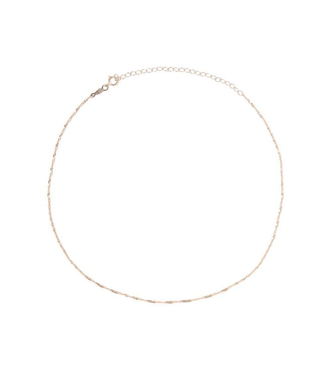 Catbird Sweet Nothing 14-Karat Gold Choker