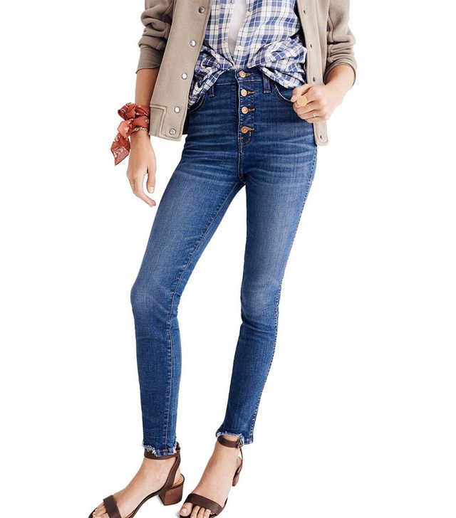 how to dress up jeans