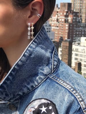 The Art of Adornment: How to Wear Multiple Earrings
