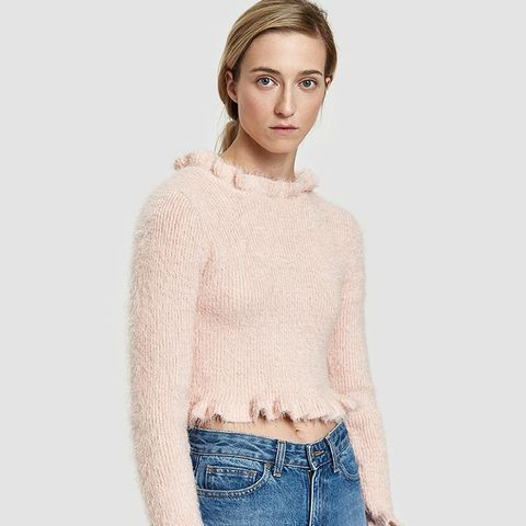 Francis Sweater in Blush