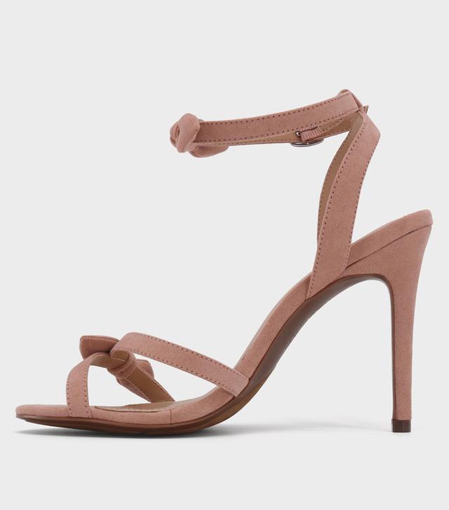 Eden Heeled Quarter Strap Sandals