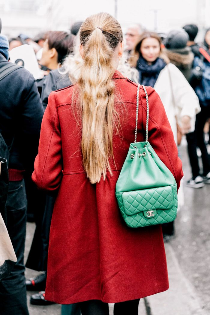 Stylish backpack outfits