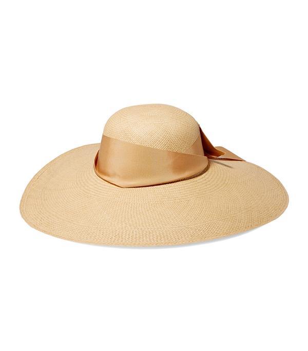 spring hats - Sensi Studio Lady Ibiza Toquilla Straw Sunhat