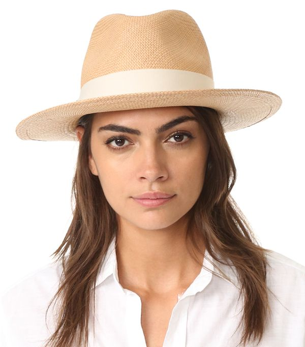 how to wear hats - Hat Attack Panama Continental Hat