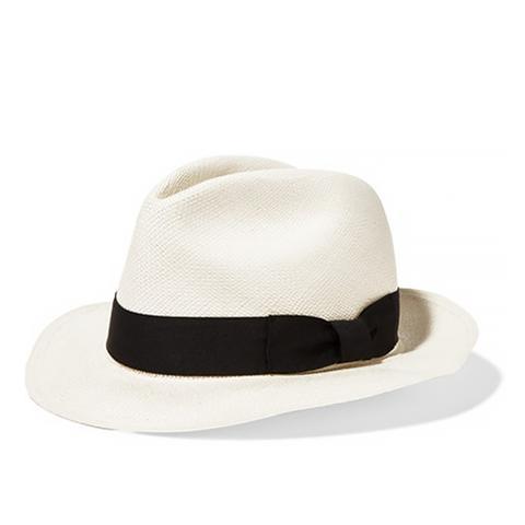 Classic Toquilla Straw Panama Hat