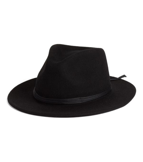 spring hats - Brixton Lana Felted Wool Fedora