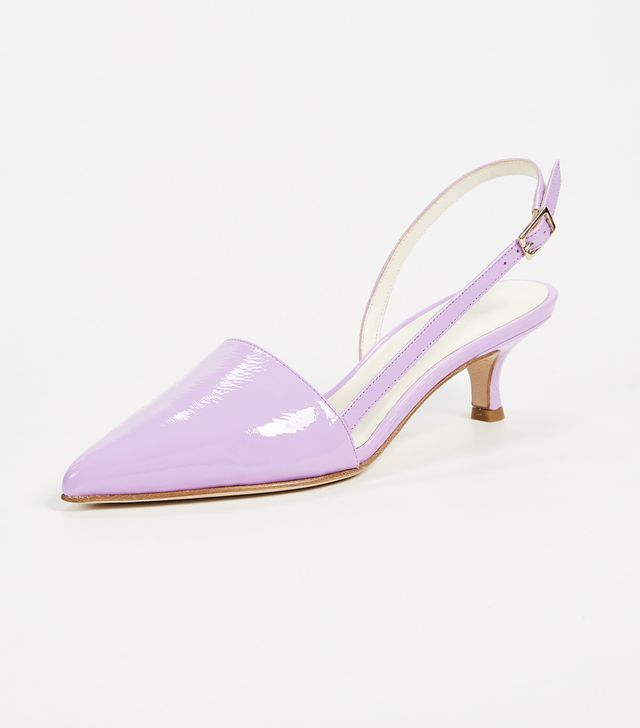 Simon Slingback Pumps