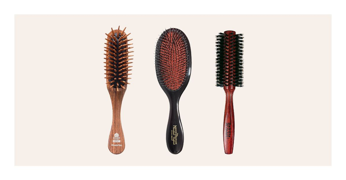 Are you using the right types of hair brushes for your hair byrdie urmus Choice Image