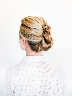 10 Wedding Updos That Are Actually Cool