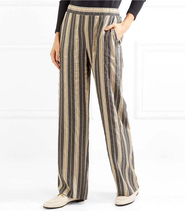 Hanro Enola Striped Woven Pants
